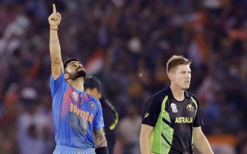 Virat Kohli's epic knock against Australia in the ICC World T20 was a great example of his mental fortitude