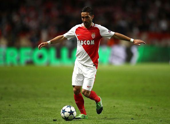 The Portuguese midfield maestro for AS Monaco