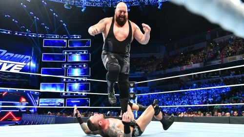 Big Show returned to WWE and SmackDown Live and faced Randy Orton