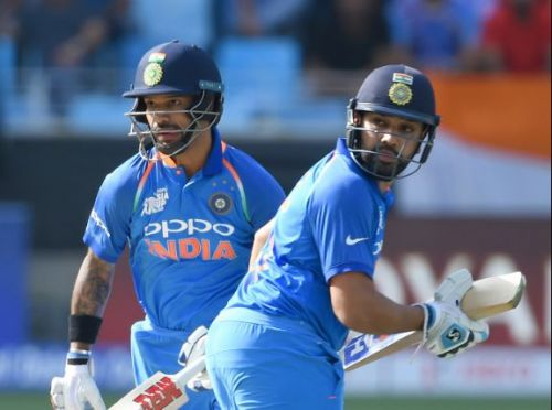 Rohit Sharma and Shikhar Dhawan will look to dismantle the Windies bowlers