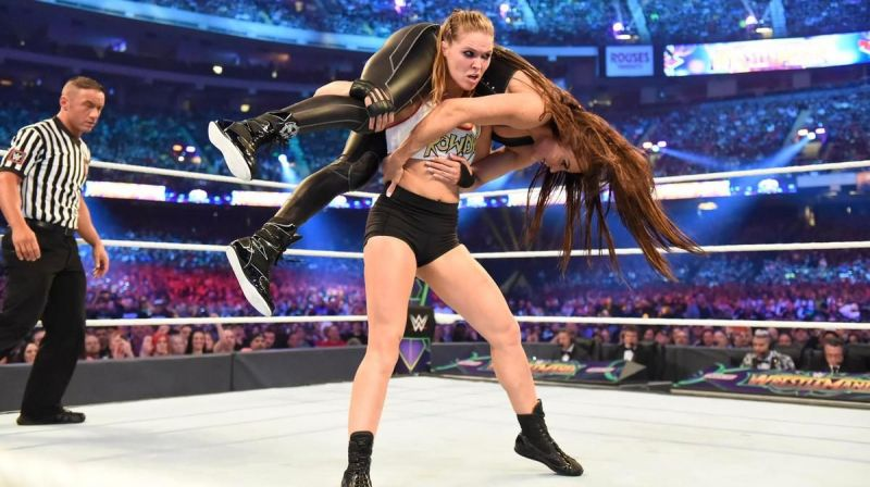 Ronda Rousey will be he highlight of the event