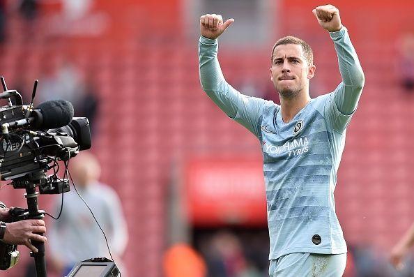 Will this be Eden Hazard's last season at Chelsea?