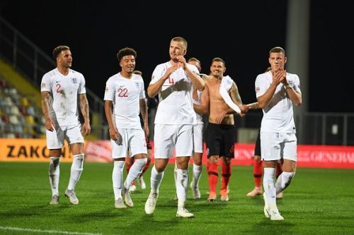 England were left to rue missed chances on Friday night.