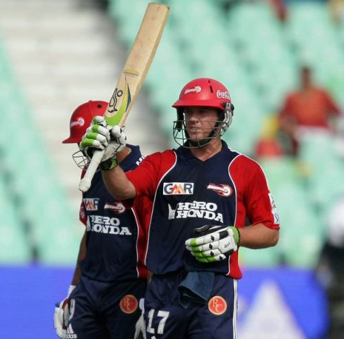 AB de Villiers scored his first IPL century playing for Delhi Daredevils
