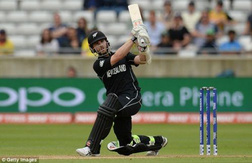 Williamson plays a huge role in binding the batting order for the Kiwis