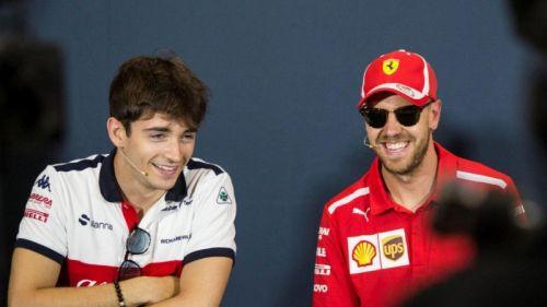 Leclerc and Vettel will team up next season
