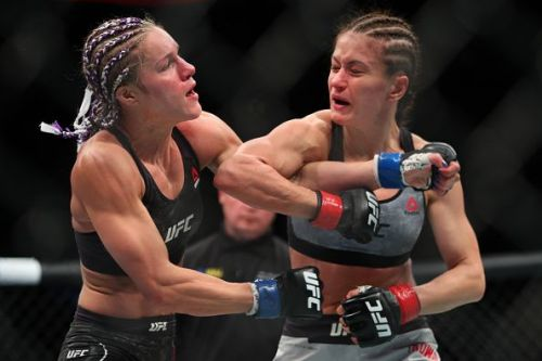 UFC 223: Kowalkiewicz v Herrig
