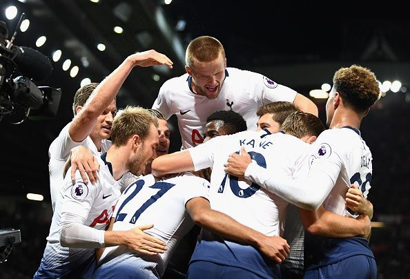 64a2596ab48 Tottenham Hotspur will be hoping to continue their decent start in the  Premier League when they