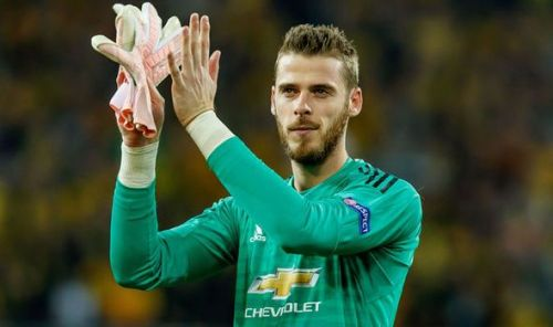 United are hopeful that David De Gea will sign a new deal