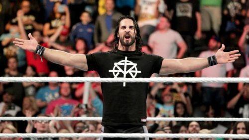 Seth Rollins returns