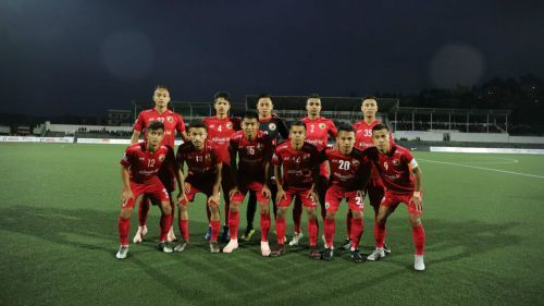Lajong's young team played brilliant football to get their season off to a winning start. This team had ten U-22 players in the starting XI