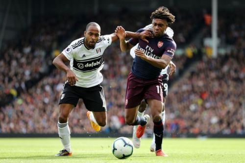Odoi has struggled to get to grips with the Premier League