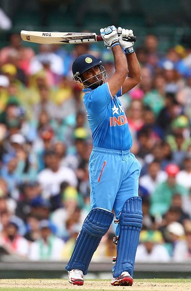 Ambati Rayudu has been a consistent performer in India's middle order