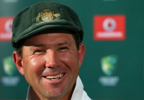 The Australian team under Ponting used to believe in