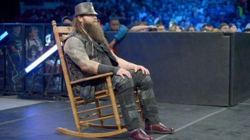 Bray Wyatt has always excelled when he been partnered with Harper and Rowan