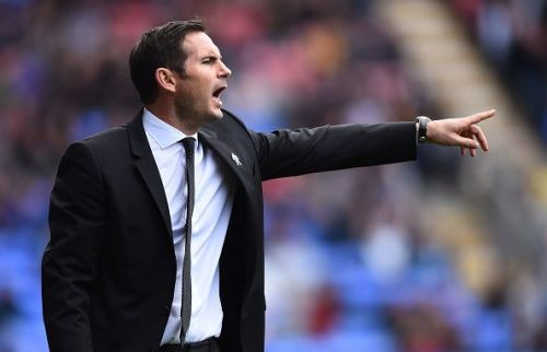 Lampard will need to control his emotions when he returns to Stamford Bridge on Wednesday