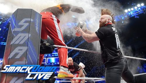 An interesting individual played the role of Mr Bootyworth on SmackDown Live