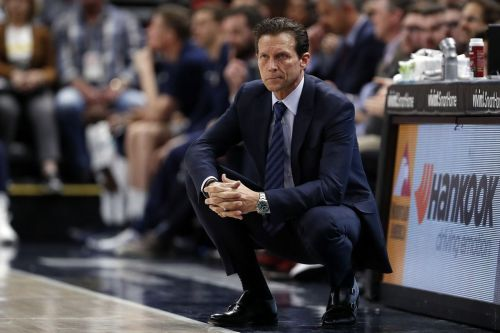 Quin Snyder earned deserved praise after surpassing expectations with his Jazz side last season