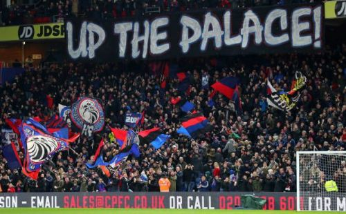 Crystal Palace face Arsenal at Selhurst Park on Sunday