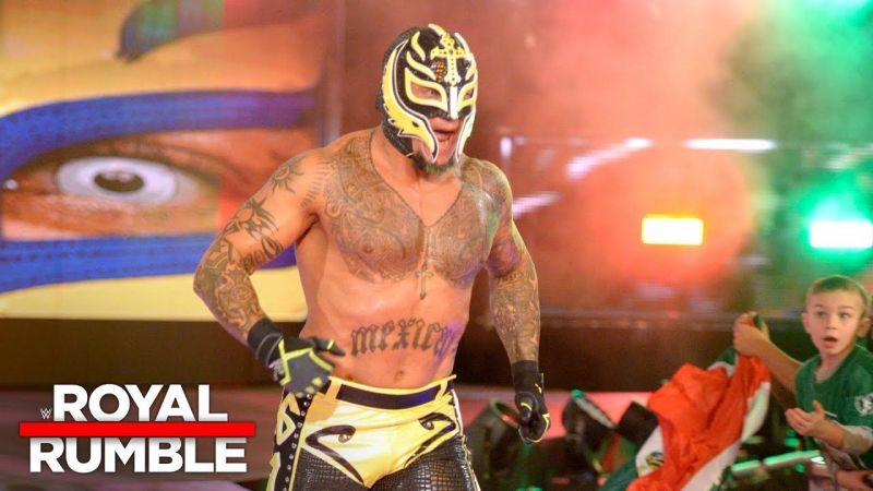 The Master of 619, Rey Mysterio