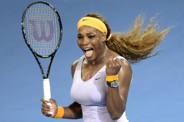Serena Williams - 2014 WTA Finals Champion