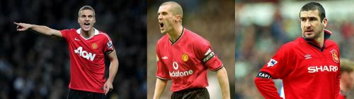 Manchester United had some of the best leaders in the world in the past