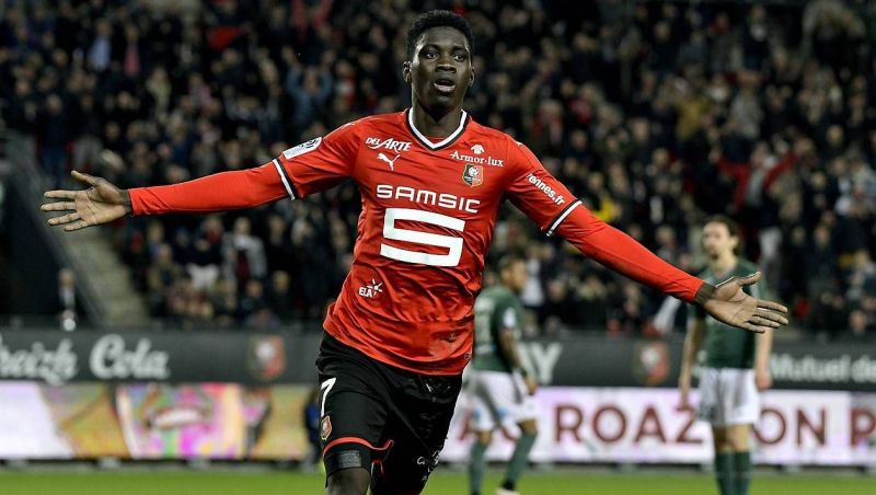 Rennes have reportedly braced themselves for interest in another talented winger - Ismaila Sarr
