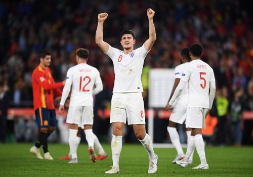 England came out on top of a thrilling encounter in Spain