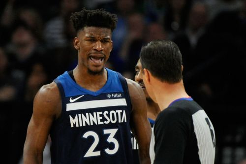 THE ENIGMA JIMMY BUTLER