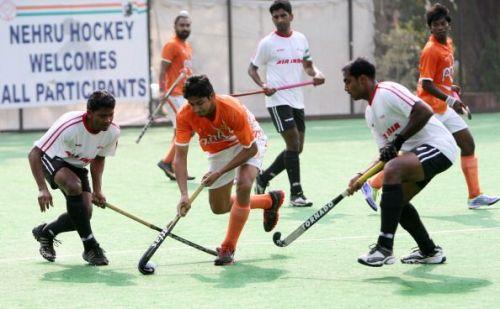Air India hockey team