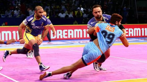 Manjeet Chillar (R) will hope to perform better as the season progresses