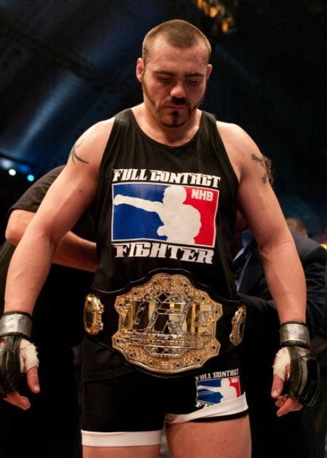 Former two-time Heavyweight Champion, Tim Sylvia