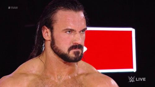 Drew McIntyre may have his sights on a bigger prize