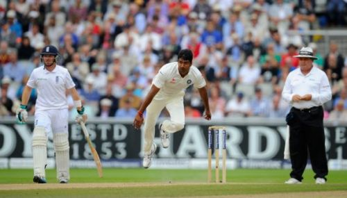 England v India: 4th Investec Test - Day Two