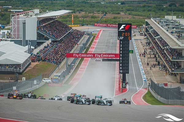 Us Grand Prix >> F1 Us Grand Prix 2018 Telecast Details Time Weather Forecast And