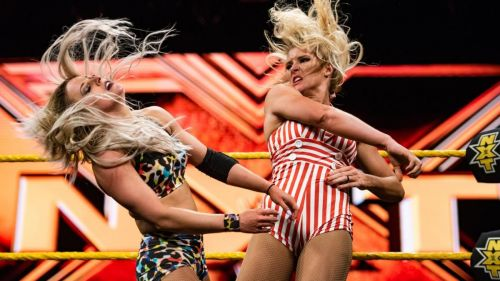 Lacey Evans is clearly being primed for the big time
