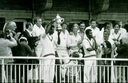 West Indies won the inaugural World Cup in 1975