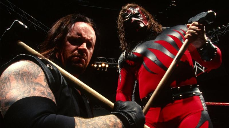 The Brothers of Destruction are set to team up at the Crown Jewel pay-per-view