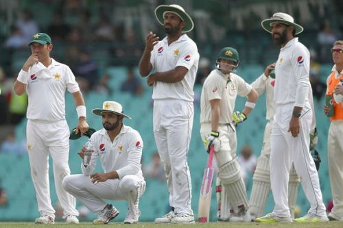 Australia v Pakistan - 3rd Test: Day 4