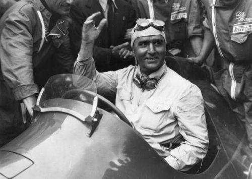 Giuseppe Farina - First F1 Drivers' Champion