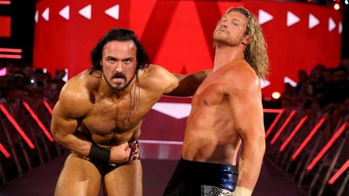 Could Drew McIntyre and Dolph Ziggler get payback for what Strowman did to them?