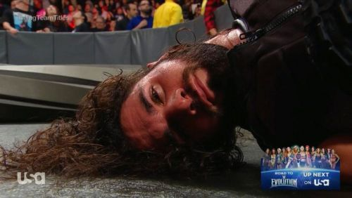 One of the most heartbreaking moments of RAW