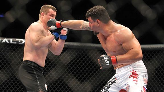 UFC 119 - headlined by Frank Mir and Mirko Cro Cop - might make this list