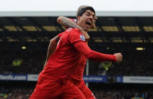 Luis Suarez was brilliant in his final two seasons at Anfield