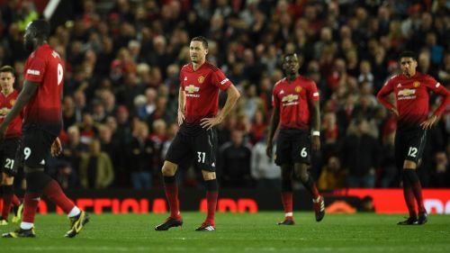 Manchester United's players have just not been upto the mark