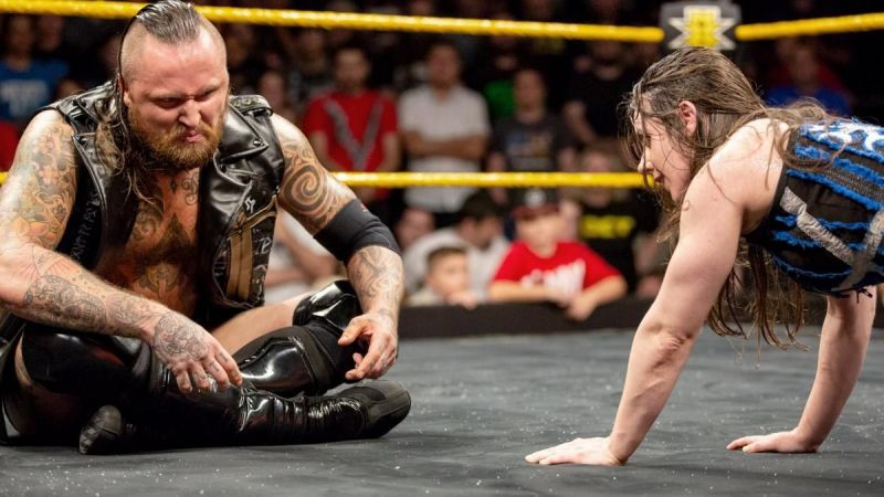 An injury angle has now become one of the most interesting unfolding on NXT