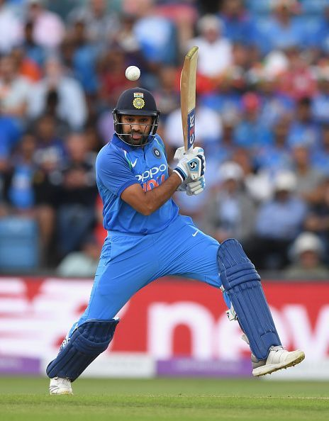Rohit Sharma has shown his captaincy credentials both in the IPL and international cricket