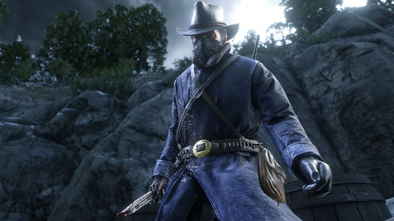 Red Dead Redemption 2 releases on October 26th (Courtesy: Rockstar Games)