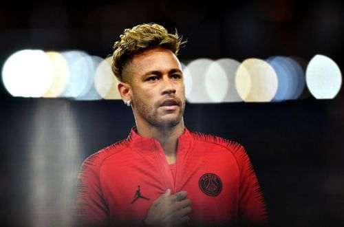 Neymar is reportedly looking to leave PSG