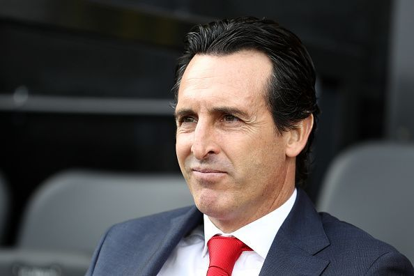 Unai Emery will be looking to continue the winning streak